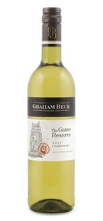 Graham Beck Chardonnay The Game Reserve 2010 750ml